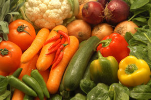 Weight Loss Foods - Vegetable